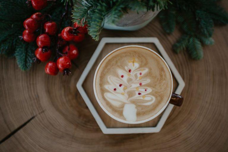 Garden cafe káva