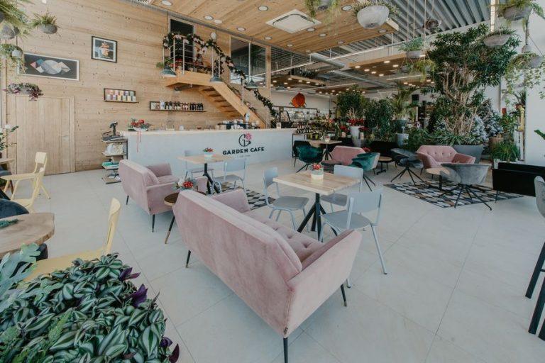 Garden cafe Tatry